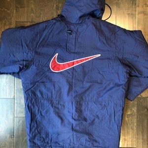 VINTAGE. 90s Nike Parka